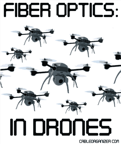 fiber optics in drones and uav