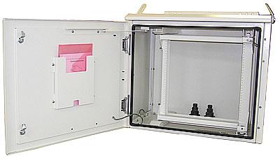 Computer cabinet rack