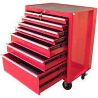 Seven Drawer Roller Tool Chest
