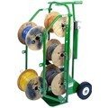 cable puller hand truck