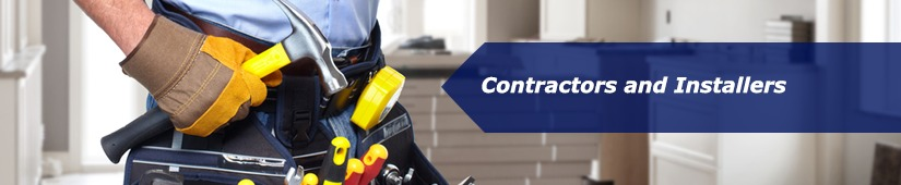 Contractors and Installers