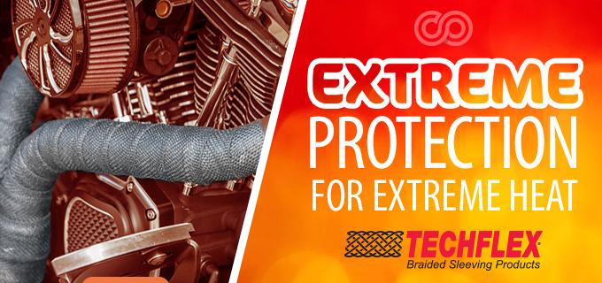 Techflex Extreme Protection