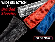 Save on Braided Sleeving