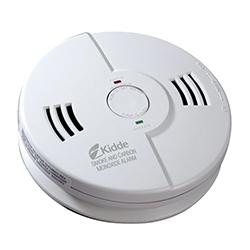 Fire Alarms & Smoke Detectors: CO, Gas