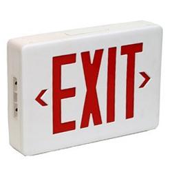 Emergency Signs & Lights