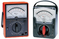 Triplett analog meters