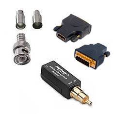 audio and video connectors