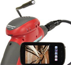 inspection cameras and borescopes