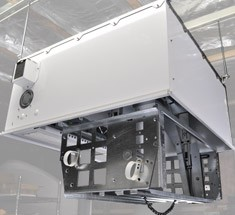 ceiling boxes, enclosures in drop ceiling