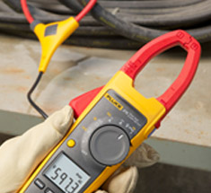 clamp meters with no direct contact