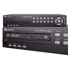 DVRs to record activities on your facilities