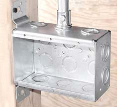 electrical box, mounting boxes, junction box, electrical brackets