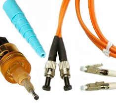 fiber optic cables selection, connectors and more