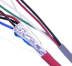 fire alarm cable, security wiring