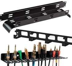 horizontal cable managers, horizontal rack cable management