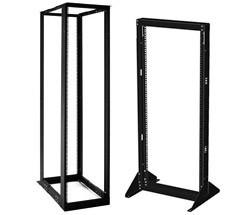 open frame rack 4 posts