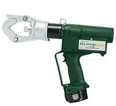 powered crimping tool