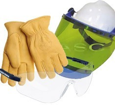 protective gear, arc flash clothing