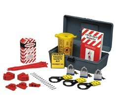 safety cabinets and lockout/tagout accessories