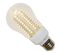 receptacles, fluorescent lamps, led bulbs