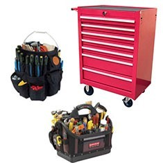 tool storage solutions