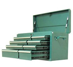 drawer metal tool chest