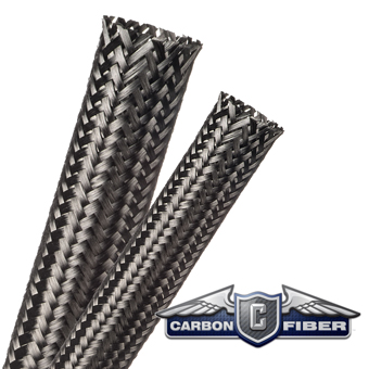 Carbon Fiber Braided Sleeving