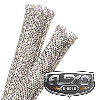 Flexo® Shield Conductive Cable Sleeving
