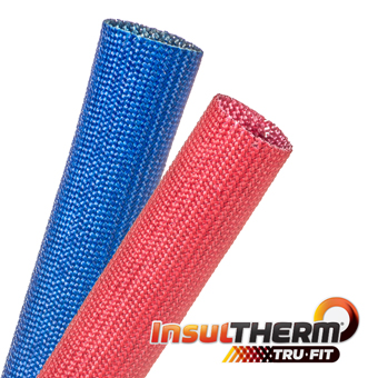 Insultherm Tru-Fit Fiberglass Braided Sleeving