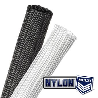 Nylon® Multifilament Braided Sleeving