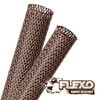 Flexo® Heavy Wall Braided Sleeving