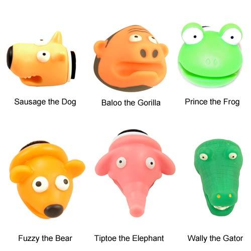 03-dog-gorilla-frog-bear-elephant-gator