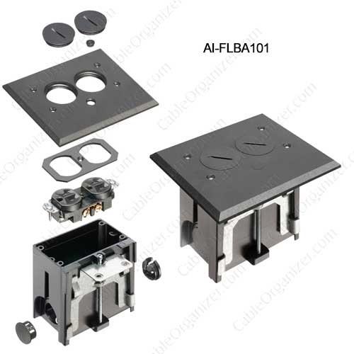 AI-FLBA101-parts