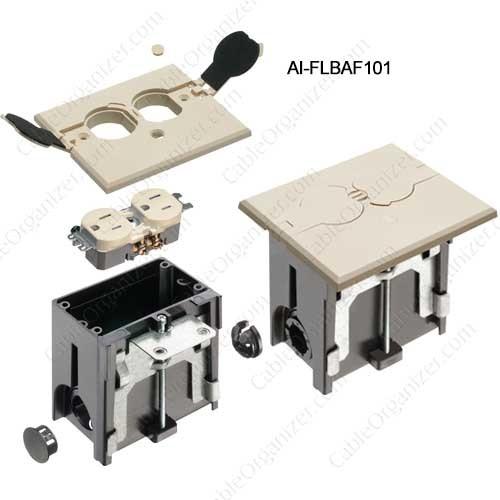 AI-FLBAF101-parts