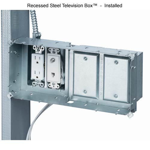05-TVBS613-steel-box-installed