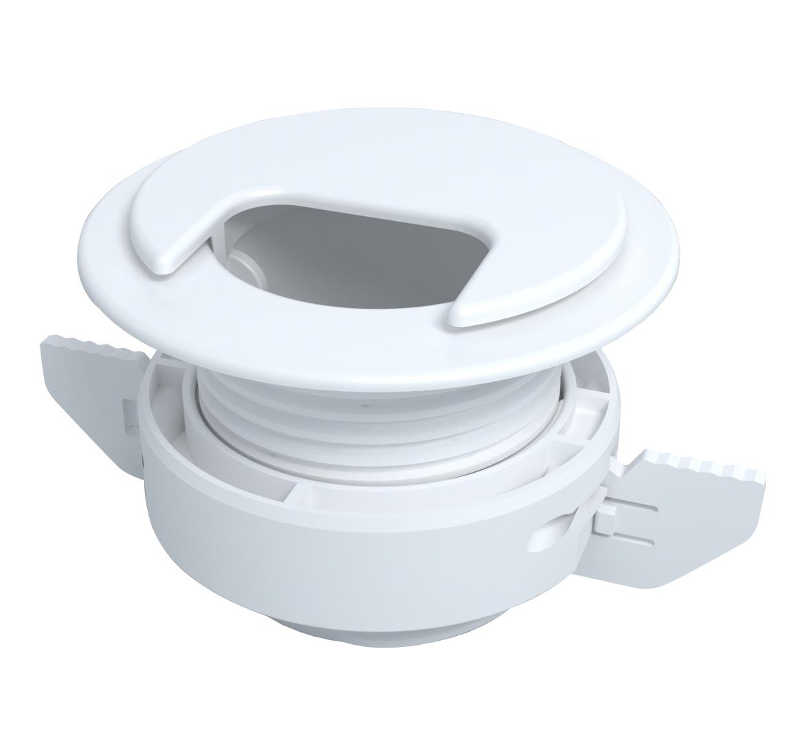 White Grommet