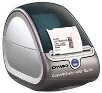 Dymo 400 Turbo printer