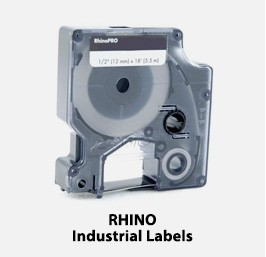 Rhino Industrial Replacement Labels