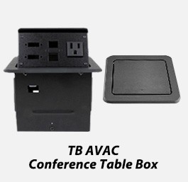 TB AVAC Conference Table Box