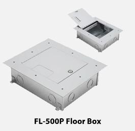 FL-500P Floor Box