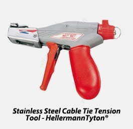 Stainless Steel Cable Tie Tension