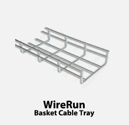 WireRun Economical Cable Tray