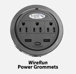 WireRun Power Grommets
