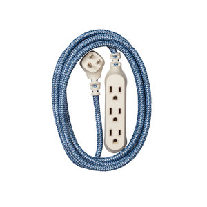 360 Electrical Braided Extension Cord Summer Twilight