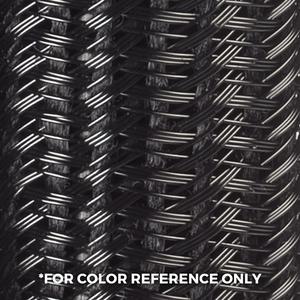 25FT Split Loom 1//8 Split F6 Braided Cable Sleeving Wrap Techflex