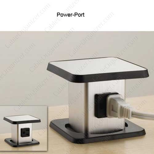 Power Port Desk Outlet  - icon