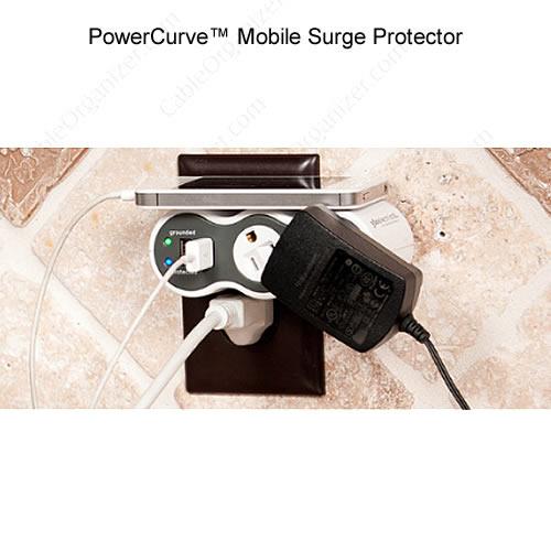 PowerCurve surge protector - icon