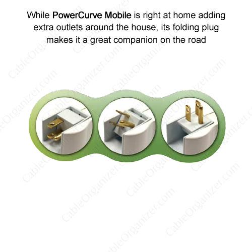 PowerCurve mobile surge protector - icon