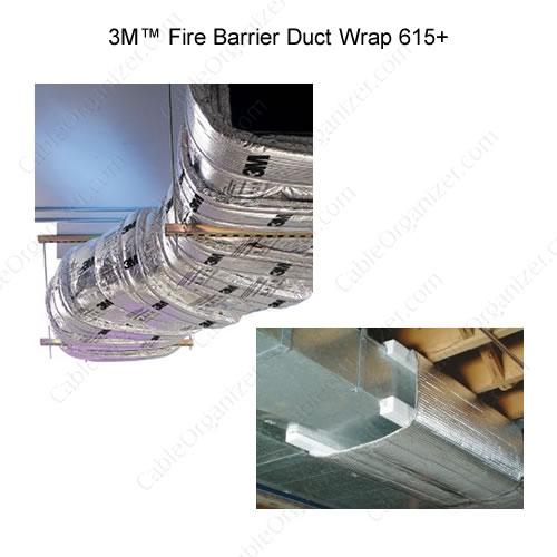3M Fire Barrier 615 Plus Duct Wrap - icon