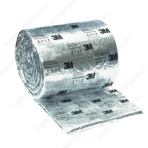 48 inch x 25 ft roll duct wrap - icon
